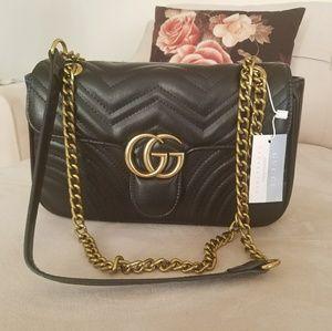New Black shoulder Bag.